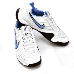 Nike бело синие 144